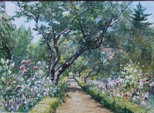 Apple Tree in Mother's garden